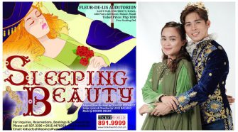 Sleeping Beauty, Kids Acts Philippines