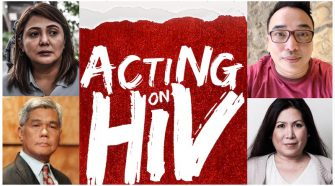 Acting on HIV, PETA