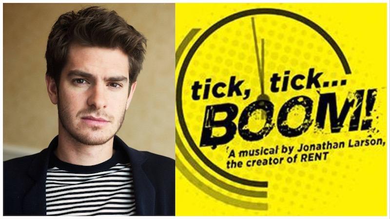 Andrew Garfield, Tick Tick Boom