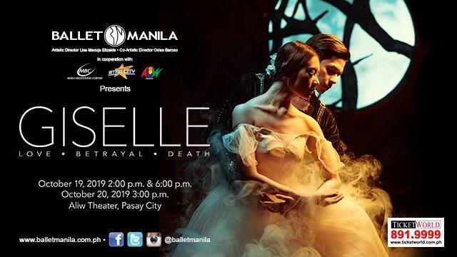 Giselle, Ballet Manila