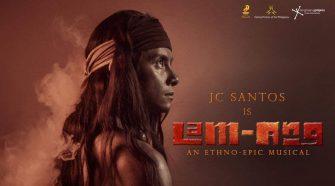 JC Santos, Lam-ang