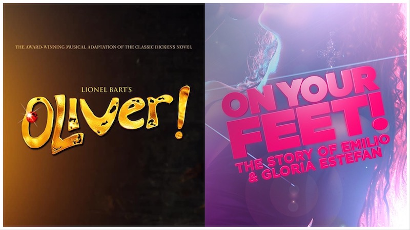 Oliver, On Your Feet, Atlantis Theatrical