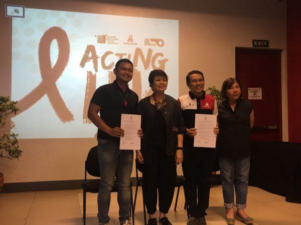 PETA, HIV campaign