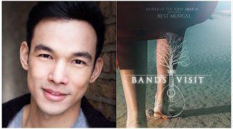 Mark Bautista, The Band's Visit