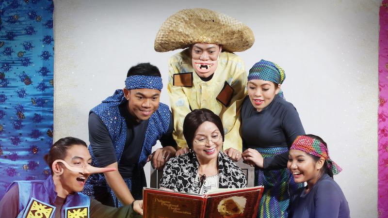 Mga Kuwento ni Lola Basyang