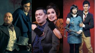 Halloween Broadway Musicals
