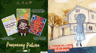 Storytelling Sundays, Pamanang Pahina