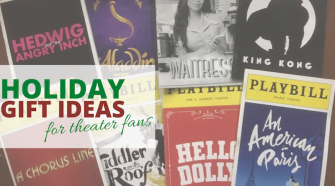 Holiday theater gift ideas