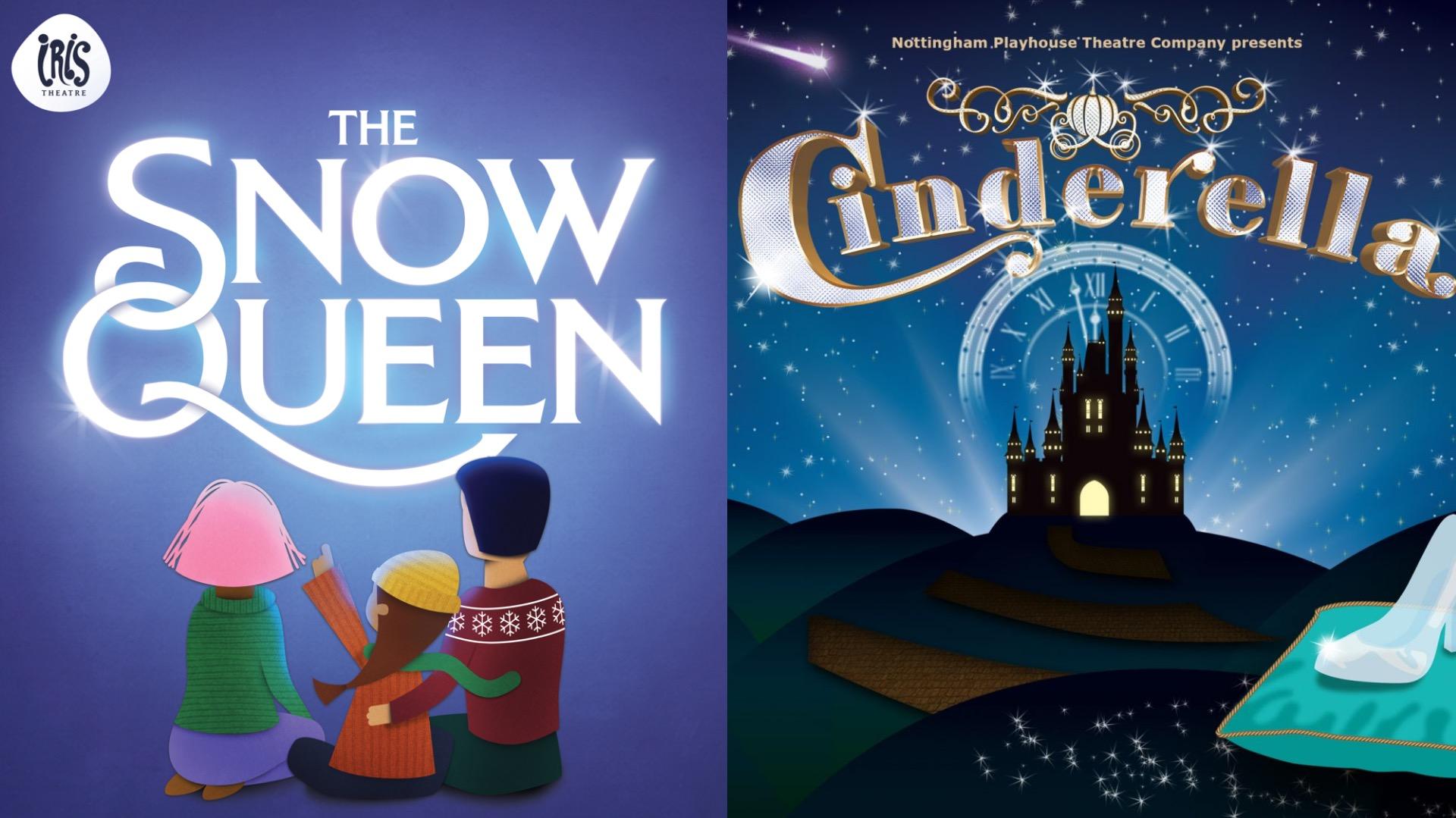 snow queen cinderella