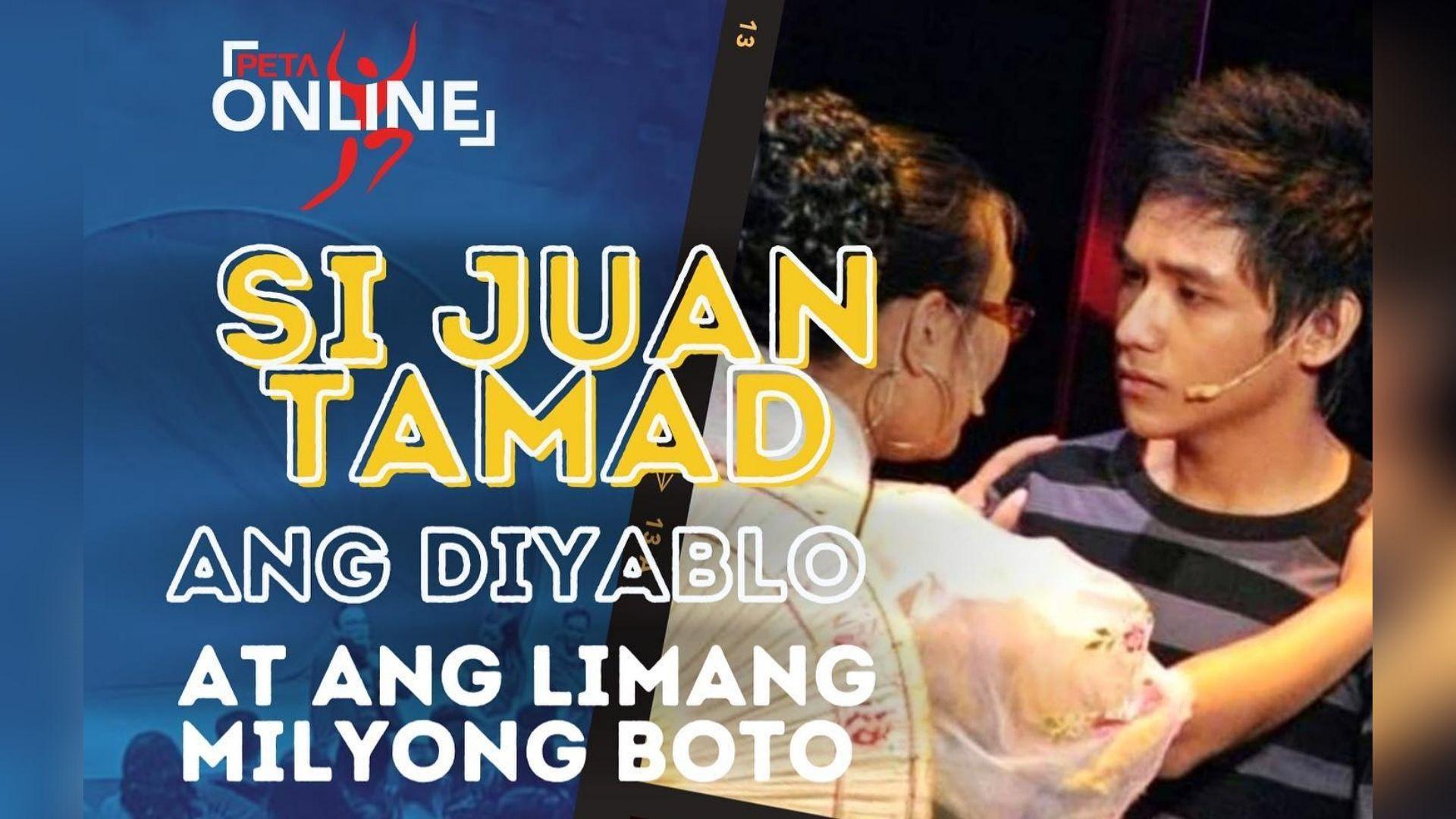Si Juan Tamad, ang Diyablo, at ang Limang Milyong Boto