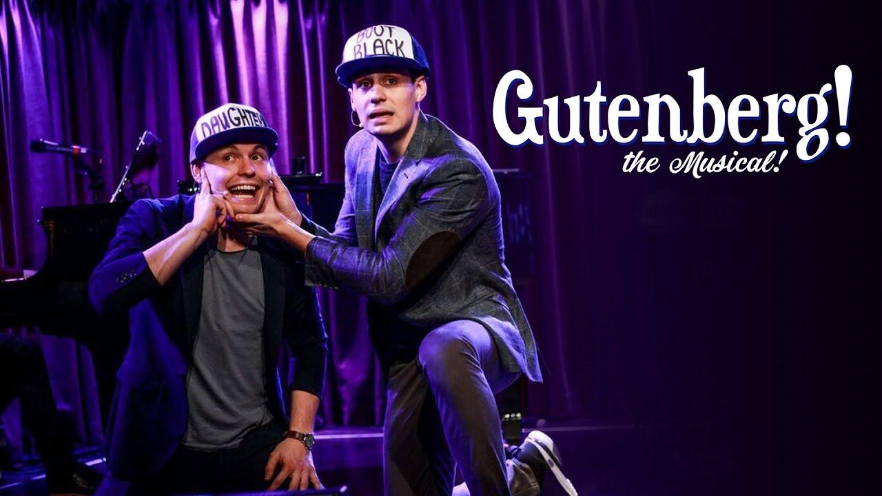 Gutenberg the Musical
