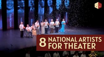 WATCH: 8 Philippine National Artists for Theater