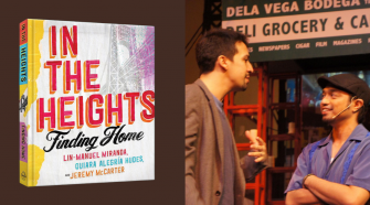 'In the Heights' Book about the Musical Released