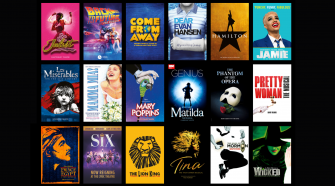The Show Must Go On! Concert featuring 18 Hit Musicals