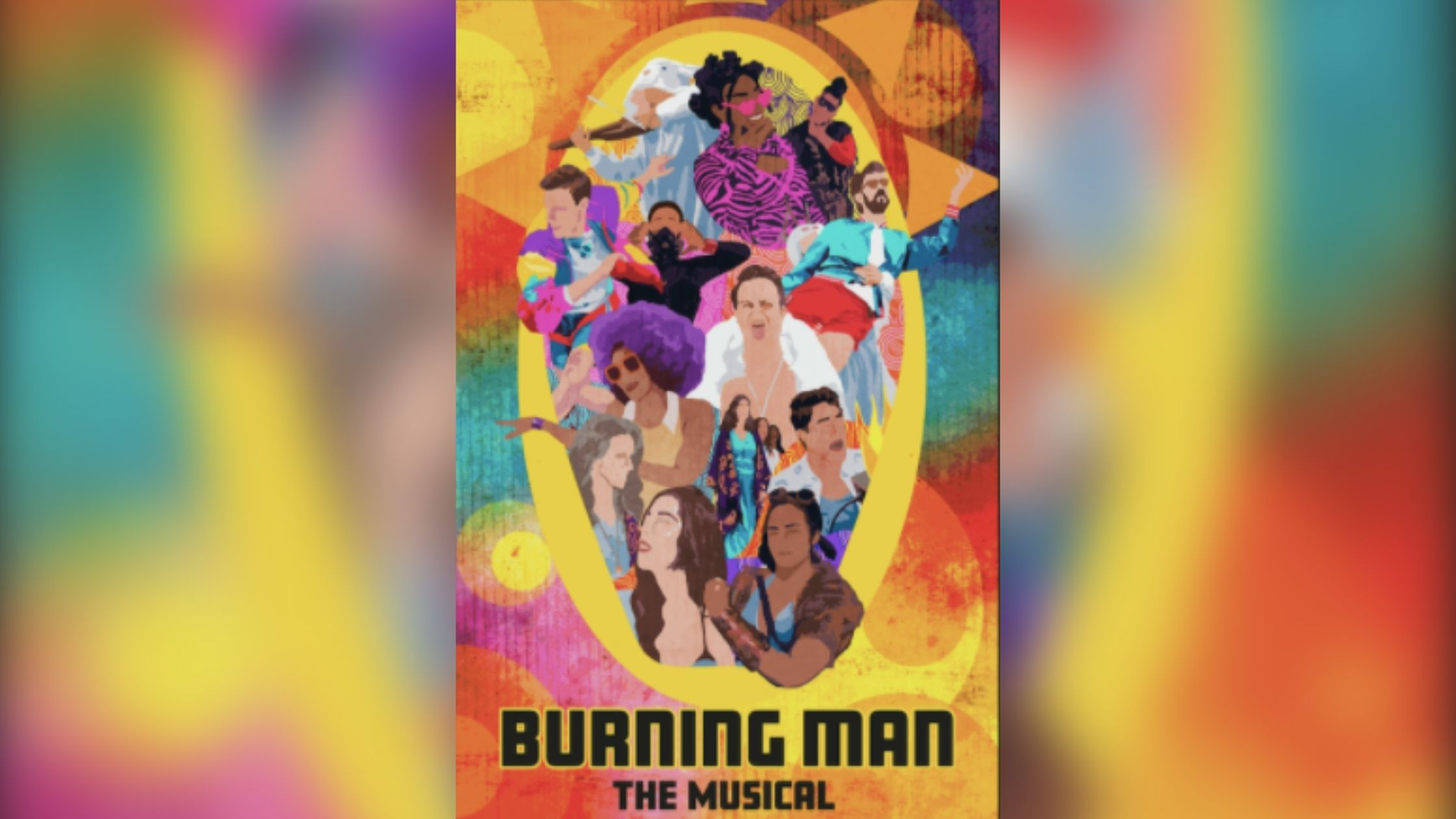 'Burning Man: The Musical' Film to Stream Next Month