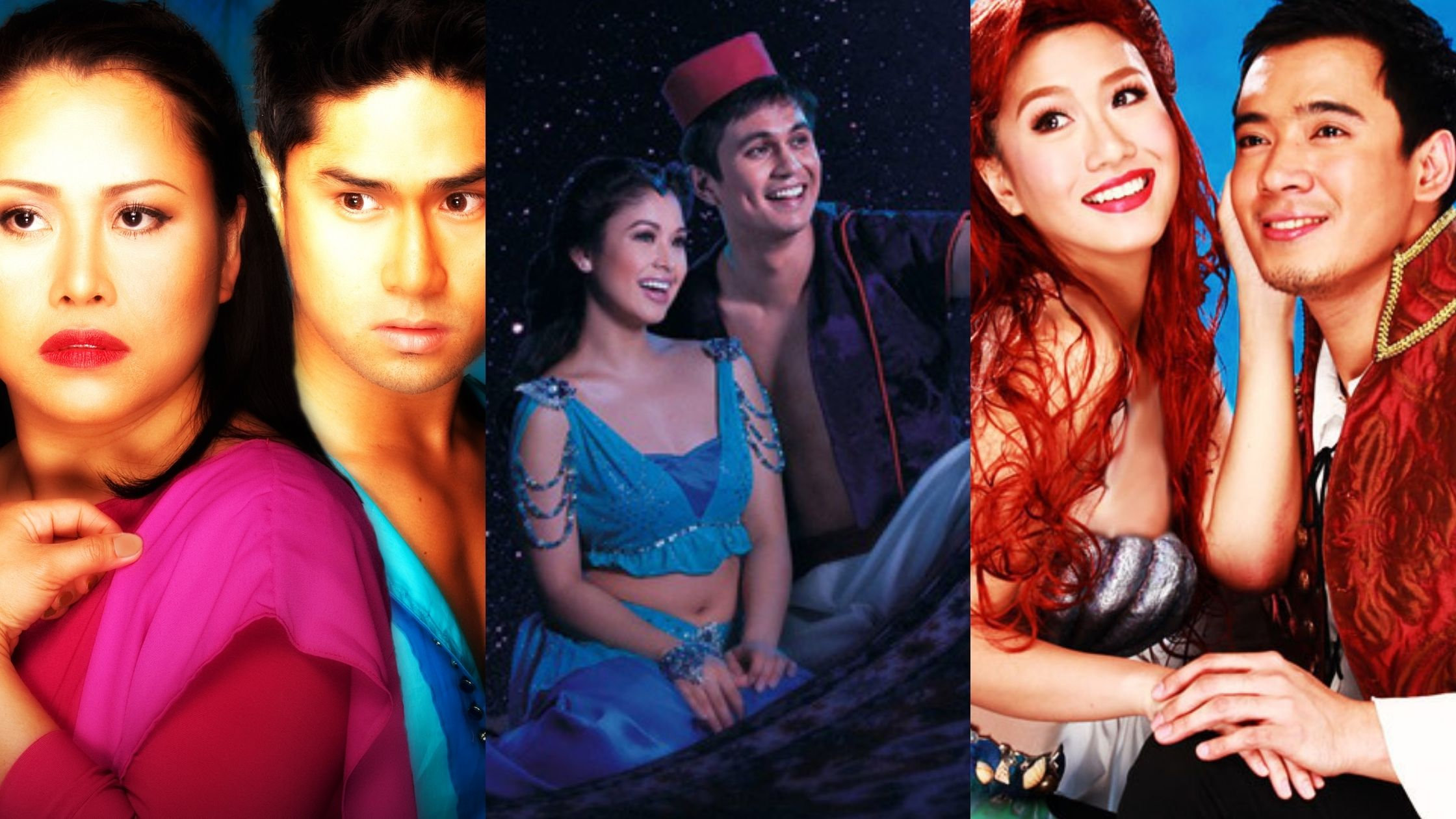 13 Romantic Songs from Disney Musicals