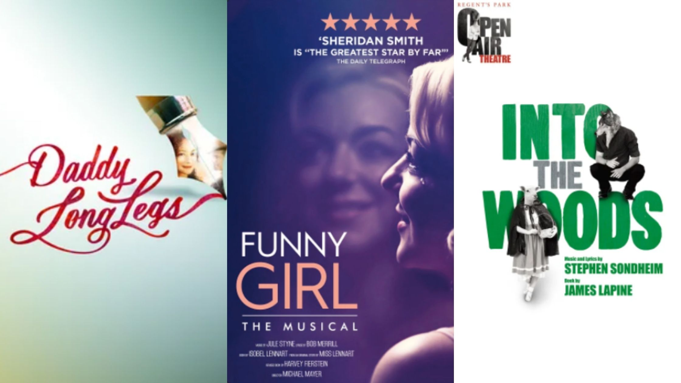 3 More Musicals to Watch on BroadwayHD
